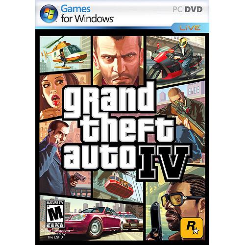 PC - Grand Theft Auto IV