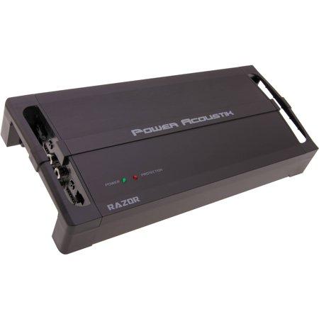 Power Acoustik RZ1-2300D - 2,300 Watt 1 Channel Amplifier
