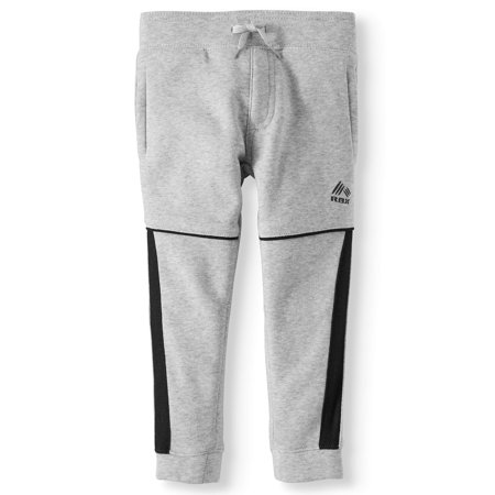 RBX Fleece Jogger with Contrast Taping (Little Boys & Big