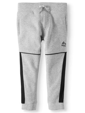 a6ed2634 Product Image Boys' Fleece Jogger With Contrast Taping