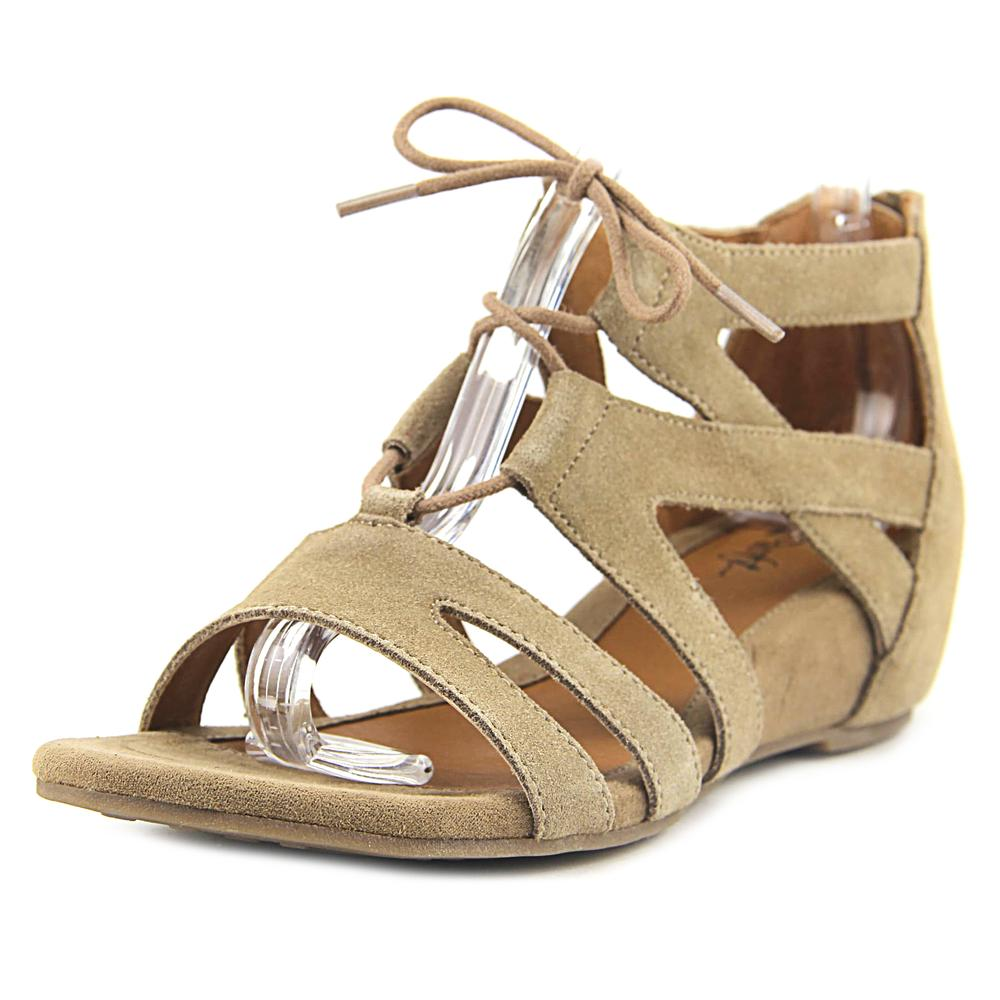 Click here to buy Eurosoft by Sofft Rebel Open Toe Suede Gladiator Sandal by Eurosoft by Sofft.