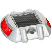 REUSABLE REVOLUTION NEW Solar LED Road Stair Dock Deck Pathway Marker Stud Light