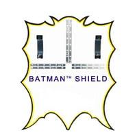 Batman Classic TV Series Accessories: Plastic Batman Shield for Action Figures