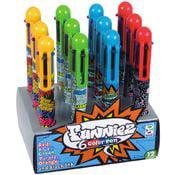 Funniez 6-Color Pen (12 Units Included)