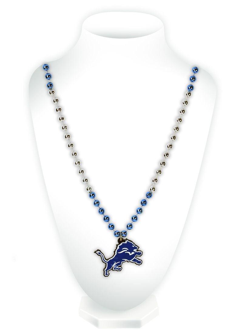 Pittsburgh Steelers NFL Rico Industries  Team Logo Mardi Gras Style Beads