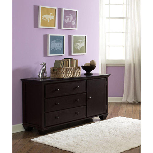Graco - Combo 3 Drawer Dresser, Espresso