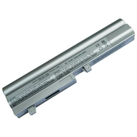 Superb Choice 6-cell TOSHIBA mini NB205-N210 Laptop Battery