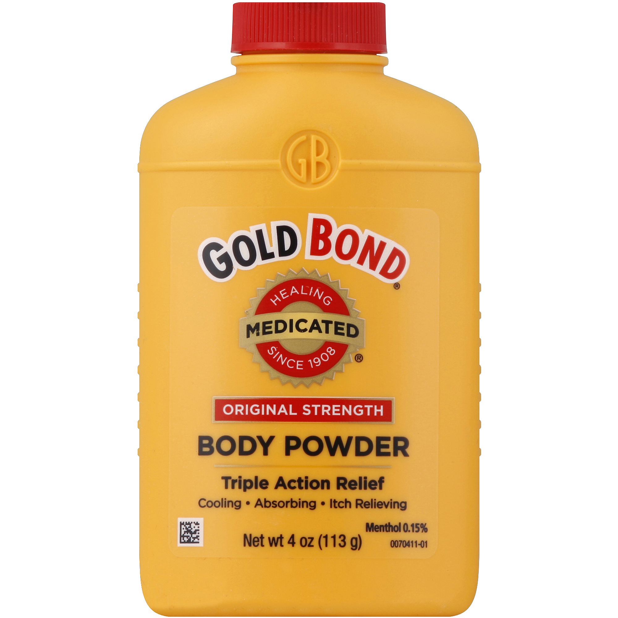 Gold Bond Original Strength Body Powder, 4 oz