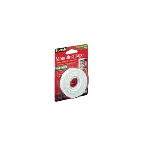 Scotch Mounting Tape Roll . 5x75 110 Pack Of 12