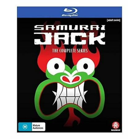 Samurai Champloo Anime (Samurai Jack: Complete Seasons 1-5)