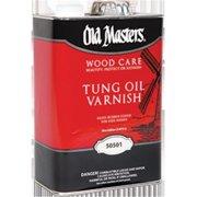 Tung Oil Varnish ~ Gallon