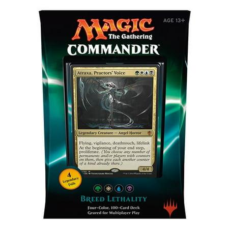 Magic The Gathering 2016 Commander Breed Lethality Atraxa