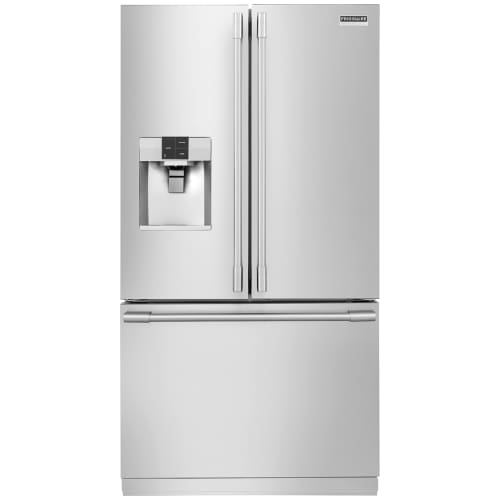 Frigidaire FPBC2277R 36 Inch Wide 22.6 Cu. Ft. French Door Counter Depth Refrige