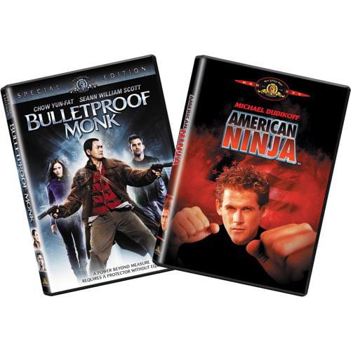 Bulletproof Monk / America Ninja (Widescreen)