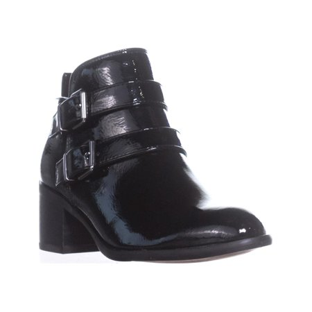Womens Franco Sarto Raina Ankle Boots, Black