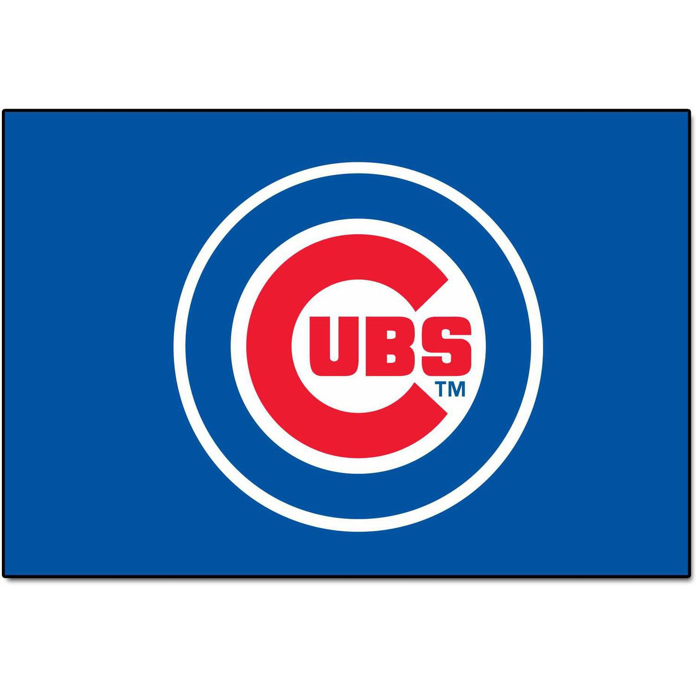 MLB Chicago Cubs Starter Mat