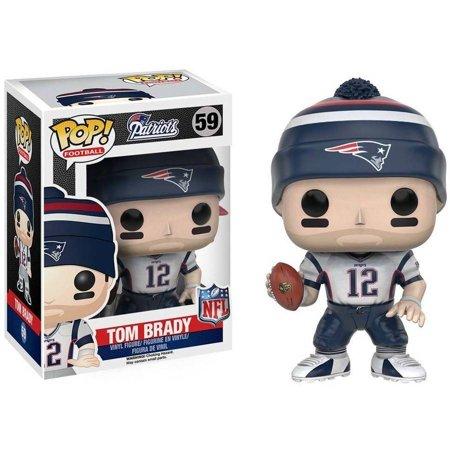 Funko Pop  10231 Nfl Wave 3 New England Patriots Tom Brady Vinyl Figure