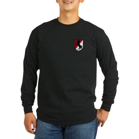 - CafePress - 11Th Armored Cavalry Regiment Long Sleeve Dark T-S - Long Sleeve Dark T-Shirt