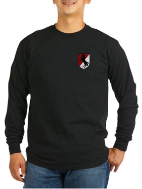 Product Image CafePress - 11Th Armored Cavalry Regiment Long Sleeve Dark  T-S - Long Sleeve Dark T- e0c21b4f7