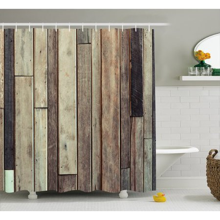 Union Rustic Livingston American Western Style Shower Curtain