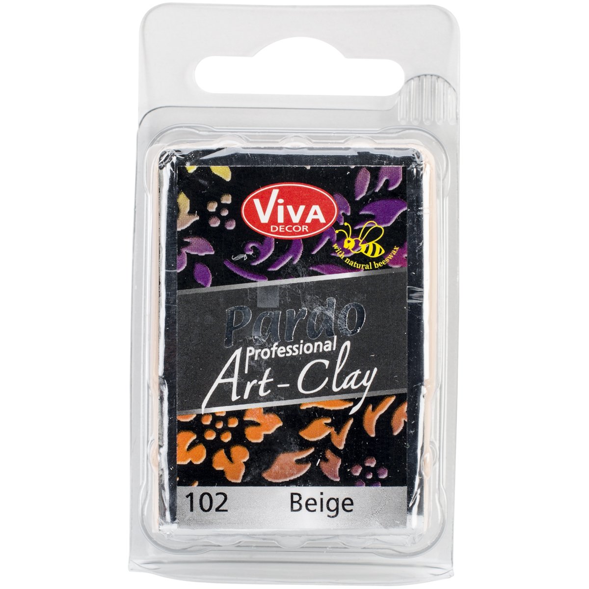 PARDO Art Clay 56g-Beige
