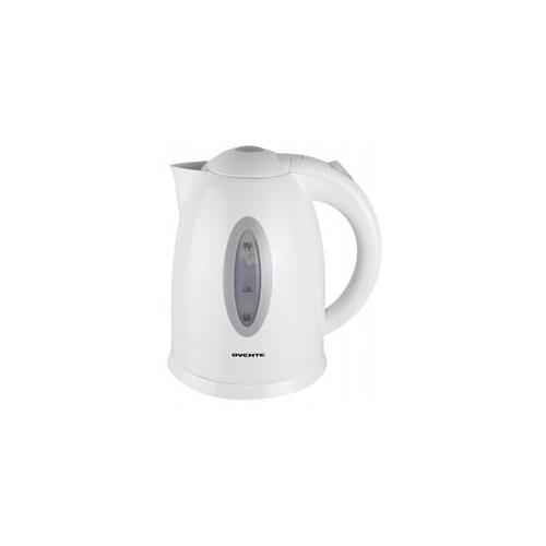 Ovente KP72W 1. 7L Cord-FreeElectric Kettle - White