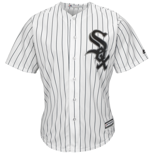 Chicago White Sox Majestic Youth Official Cool Base Jersey - White