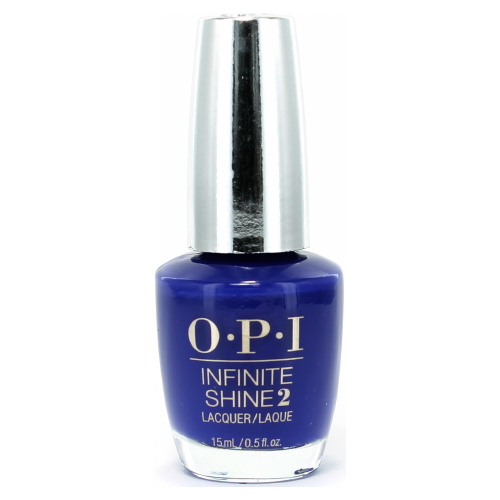 (6 Pack) OPI Infinite Shine Nail Lacquer Indignantly Indigo