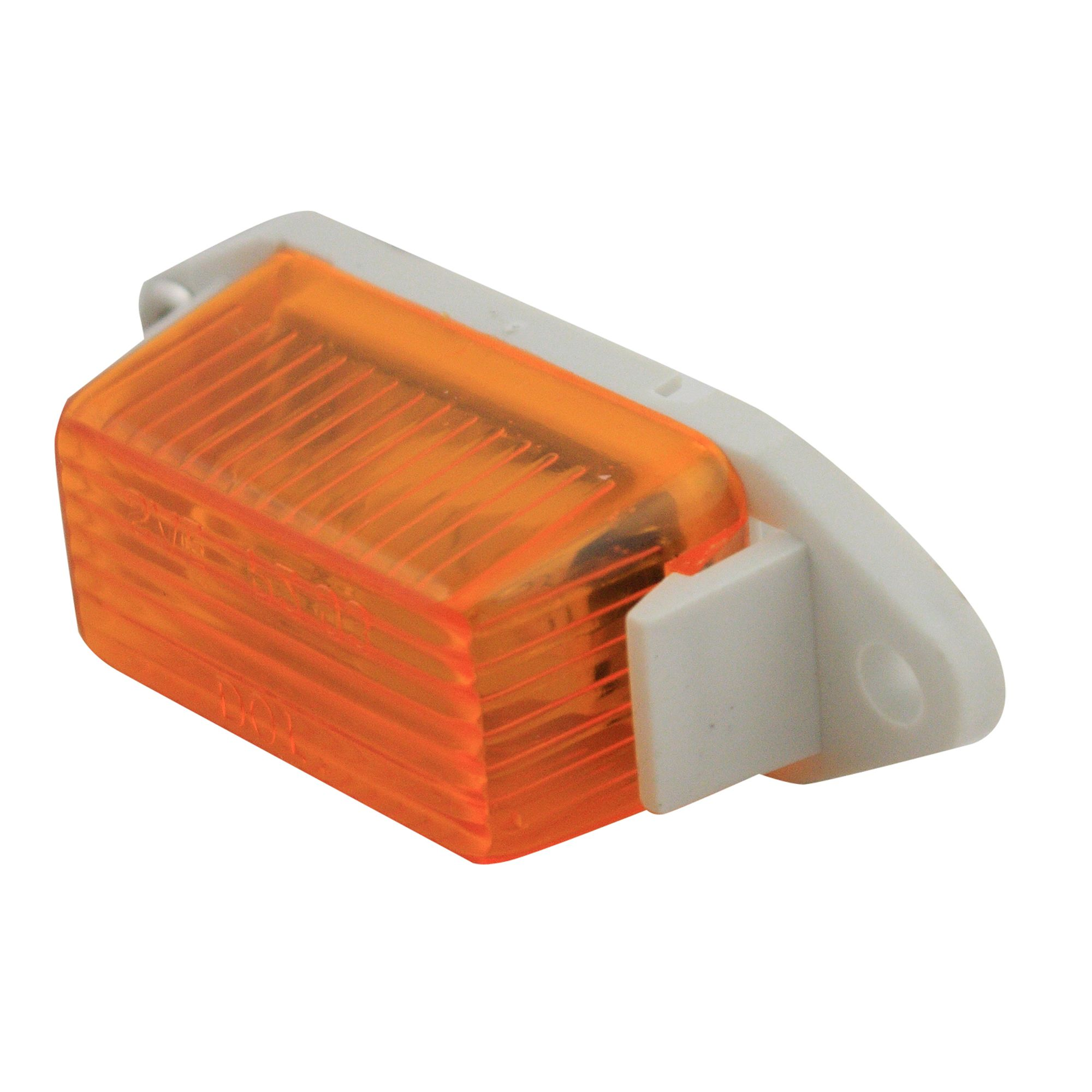 Pilot Automotive NV-5001A 12 Volt Side Marker Reflector Lights-Amber Dimensions: 6 x 2 x 2 inches