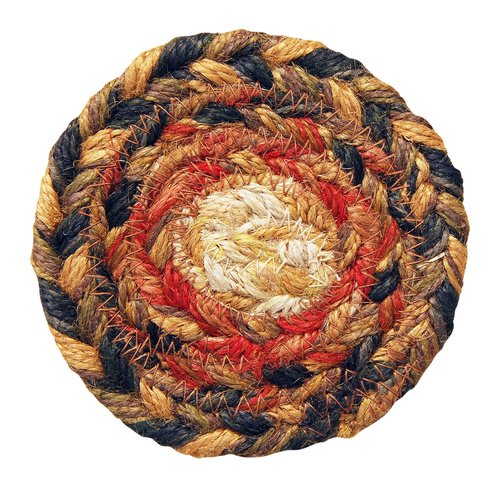 Homespice Decor Russet Coaster (Set of 4)