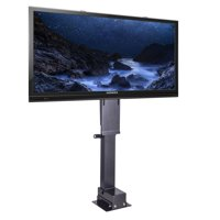 """9. Modern Motorized TV Lift Stand w/Remote Control for Flat Screen TV 30""""- 60"""""""