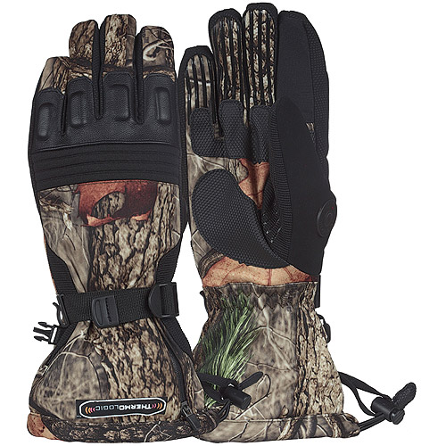 ThermoLogic Heated Gloves, Oak Tree