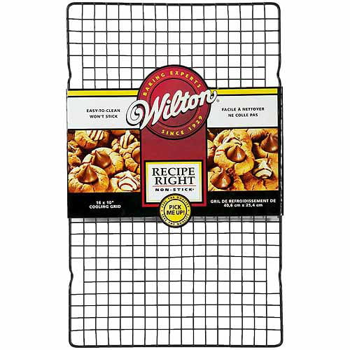 "Wilton Recipe Right 10""x16"" Non-Stick Cooling Grid 2105-9716 by Wilton"