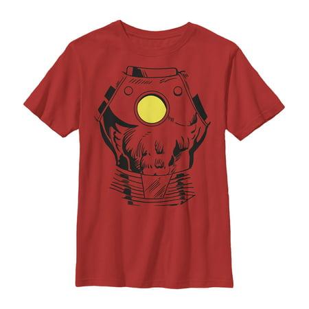 Marvel Boys' Halloween Iron Man Costume T-Shirt](Modern Marvels Halloween Tech)