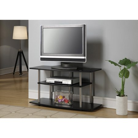 Designs 2 Go TV Stand, for TVs up to 42″ by Convenience Concepts, Multiple Colors