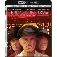 The Bridge on the River Kwai 4K Ultra HD on Bluray