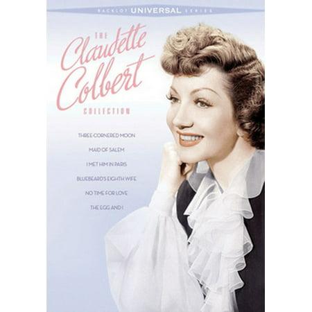 The Claudette Colbert Collection (DVD) (Halloween Stephen Colbert)
