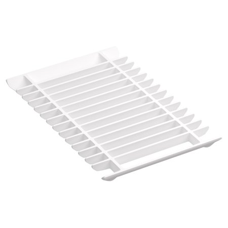 Kohler Prolific Multipurpose Grated Rack for Prolific Kitchen (Kohler Efficiency Bottom Basin Rack)