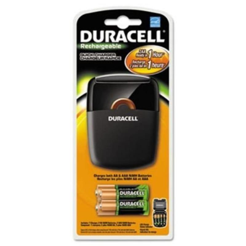 Duracell Rechargeable Quick Charger
