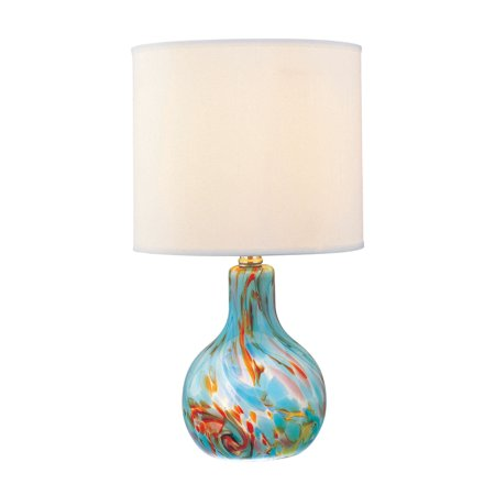 Lite Source Ls-20073  Table Lamp From The Pepita Collection - MultiColor