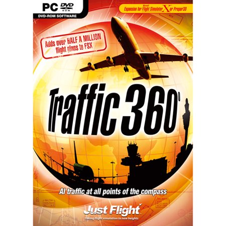 Traffic 360-Degree Simulator