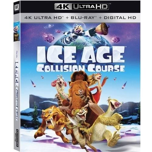 Ice Age: Collision Course (4K Ultra HD + Blu-ray + Digital HD) (Widescreen) FOXBR2327745