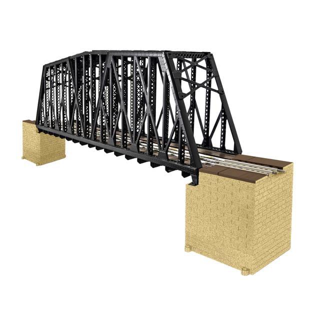 sp whistle stop lio82110c fastrack extended truss bridge