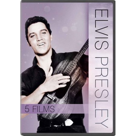 Elvis 5-Movie Collection (DVD)