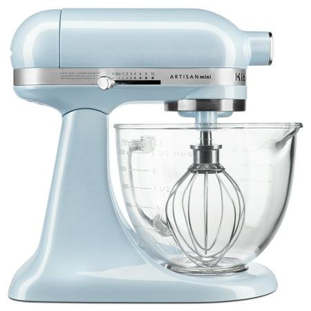 KitchenAid® Artisan® Mini Design Series 3.5 Quart Tilt-Head Stand Mixer (KSM3306XSH)