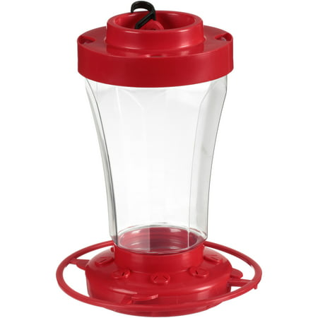 First Nature Hummingbird Feeder 32 oz - Gold Hummingbird Feeder