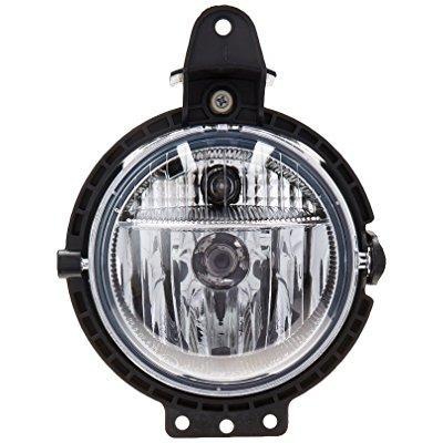 depo 882-2003n-aq mini cooper clubman driver/passenger side replacement fog light assembly