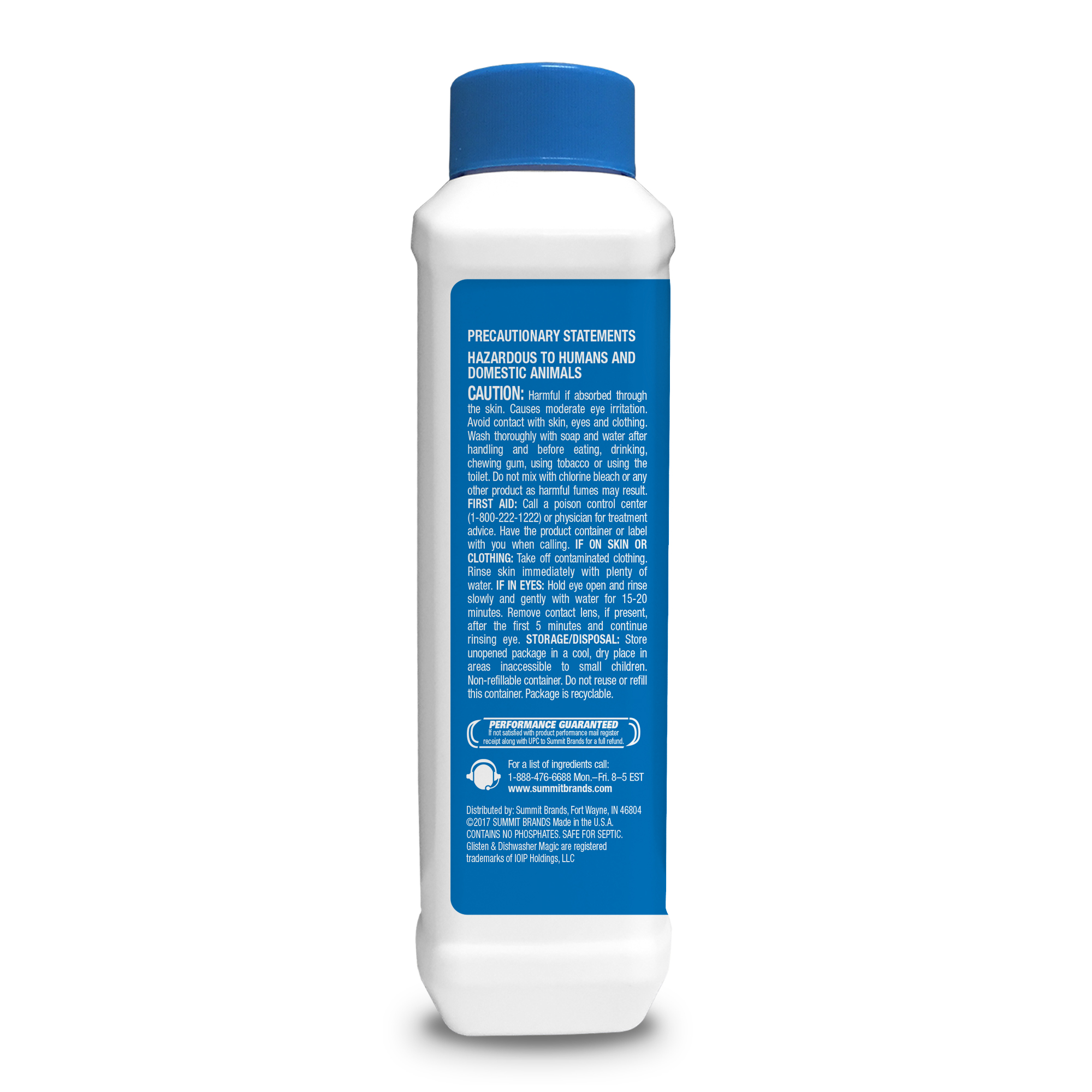 Dishwasher Magic Cleaner And Disinfectant 12 Fl Oz
