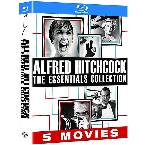 The Alfred Hitchcock Collection: Rear Window / Vertigo / North By Northwest / Psycho / The Birds (Limited Edition) (Blu-ray) (Widescreen)