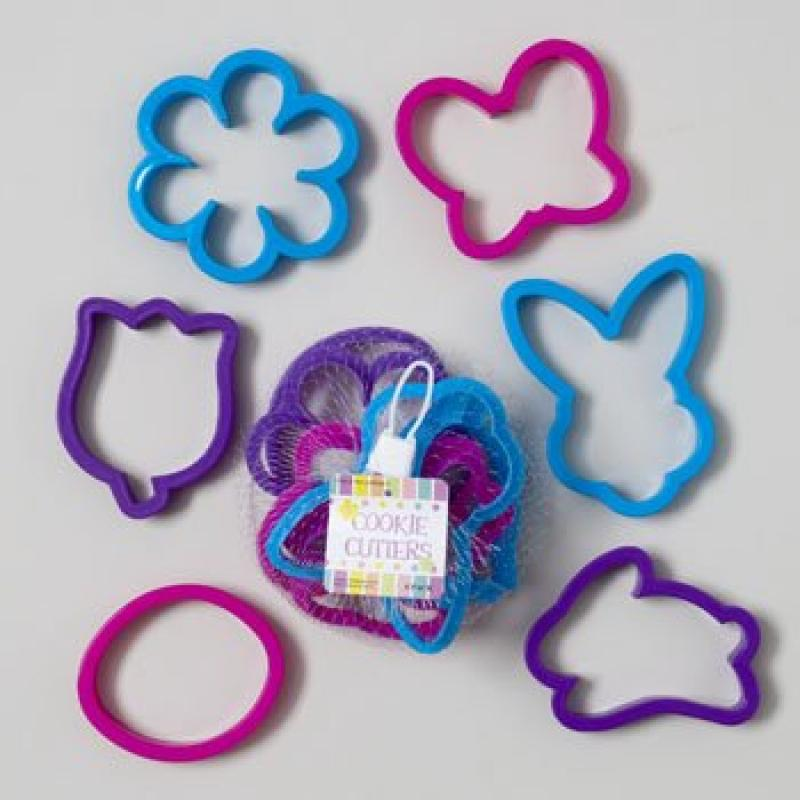 RGP G90428CS Cookie Cutter Easter 6 Poece, Pack Of 36